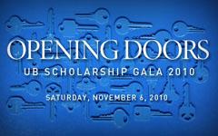 UB Opening Doors Gala